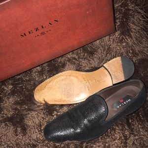 Mezlan men's formal loafers / 11M
